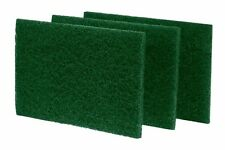 (40-Pack) Tough Scouring Pads - Industrial Strength - Cuts Solvents & Grease
