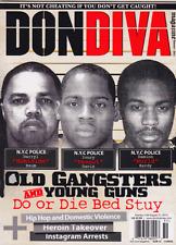 DON DIVA Magazine # 51 Darryl Baun, Ivory Davis, Damion Hardy, French Montana