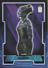 Doctor Who 2015 Base Card #64 Eldrad