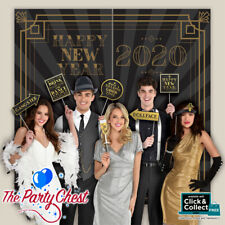 2020 NEW YEAR WALL DECORATION SCENE SETTER PHOTO BACKDROP & PROPS Party Decor