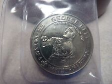TORONTO BLUE JAYS - George Bell - Limited Edition - Toronto Sun Collectible Coin