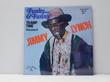 Jimmy Lynch LP Funky & Funny Tramp Time vol. 4 ~ La Val Records M sealed