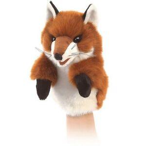 Folkmanis Little Fox Puppet 2016