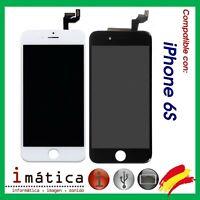 PANTALLA LCD IPHONE 6S COLOR COMPLETA LCD + TACTIL 4.7 4,7 NEGRA BLANCA DISPLAY