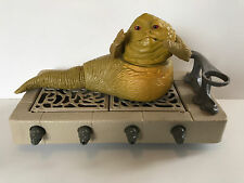JABBA THE HUTT VINTAGE STAR WARS PALACE PLAY SET ACTION FIGURE TOY 1983 ROTJ