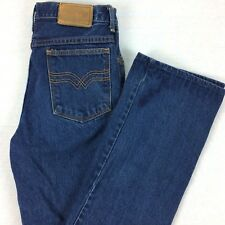 Vintage Wrangler Slim Fit Jeans Dark Wash USA Made 30 X-Long (29 x 36 actual)