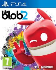 De Blob 2 PS4 * Neu Versiegelt PAL *