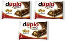 FERRERO - 3 x Duplo Chocnut - 3 x 5 pcs Box = 15 pcs - Shipping Free Worldwide
