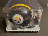 Juju Smith-Schuster Autographed Mini Helmet