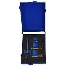 HSS Spot Weld Foret Remover Cutter Cobalt Tip 4pc 6.5 mm - 10 mm 4pc Set BERGEN
