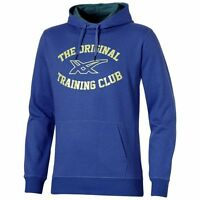 Asics Sport Essentials Graphic Hoodie Size XXL  Blue RRP £50 BNWT Last Few