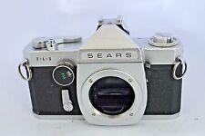 Sears TLS 35mm SLR Film Camera - M/42 Mount Camera #163693