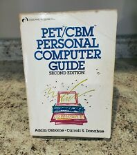 PET/CBM Personal Computer Guide - Second Edition - Staining & Wear