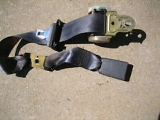 1997-01 Camry or Solara BROWN Center Rear Seat Belt (Incl left rear pass buckle)