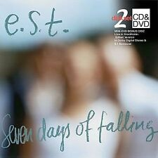 FREE US SHIP. on ANY 2 CDs! ~Used,Good CD E.S.T.: Seven Days of Falling (Bonus D