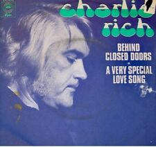 CHARLIE RICH behind closed doors/a very special love SP