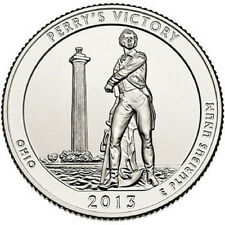 2013 PERRYS VICTORY & INT PEACE MEM QUARTER SET P+D+S- STRAIGHT FROM THE MINT!!!