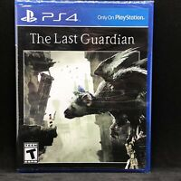 Last Guardian (Sony PlayStation 4, 2016)Brand New Factory Sealed