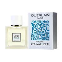 Guerlain L'Homme Ideal Cologne Edt Eau de Toilette Spray for Men 50ml 1.6fl.oz