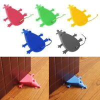 Door Stop Silicone Mouse Shape Protection For Baby Safety Stopper Security Guard