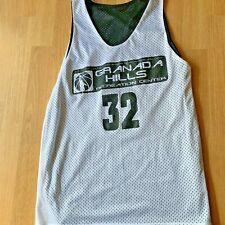 Basketball Jersey Women's Granada Hills 32 Recreation & Parks Sport Reversible