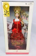 Princess of Imperial Russia Barbie Pink Label Dolls of the World Collection