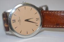 Baume & Mercier Geneve Classima Slim MVO45193Armbanduhr Uhr Edelstahl