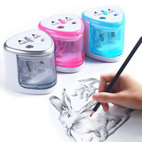 Automatic Pencil Sharpener Stationery Electric Pencil Sharpener Pen Knife  NT