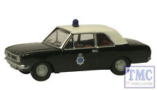 76COR2005 Oxford Diecast 1:76 Scale OO Gauge Police Ford Cortina MkII