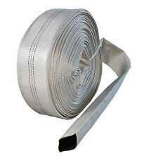 """2"""" Layflat 20 m Delivery HOSE Pipe Water Discharge Pumping High Pressure 8 bar"""