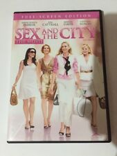 Sex and the City - The Movie (DVD, 2008, Full Screen
