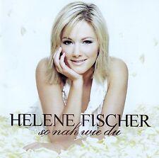 HELENE FISCHER : SO NAH WIE DU / CD - TOP-ZUSTAND