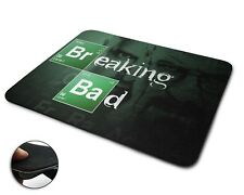 Breaking Bad Premium Quality Flexible Rubber Mouse Mat / Mouse Pad