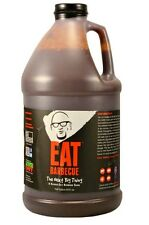EAT Barbecue The Next Big Thing Competition BBQ Sauce - 64oz Half Gallon