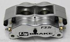 US BRAKE Caliper F33I Series Aluminum Caliper 1.75 Bore .38 Rotor 7241-1208 NEW