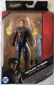 DC Multiverse Earth-2 Flash Actionfigur OVP