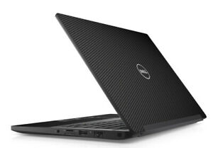 LidStyles Carbon Fiber Laptop Skin Protector Decal Dell Latitude 7280/ 7290