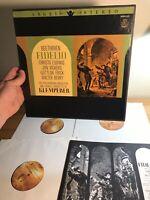 Klemperer Beethoven Fidelio Philharmonia Orchestra Vinyl Record Album