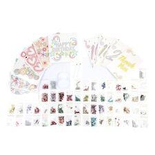 34 piezas Crystal Card Kit Hace 10 Cristal Tarjetas,scrapbooking cardmaking DIY