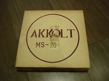 Akkolt MS-20 marble mat for turtable !Extra rare and heavy, good at micro seiki!