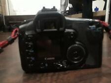 Canon Eos 20D 8.2Mp Digital Slr Camera - Black (Kit w/ Ef-S 18-55mm Lens)