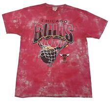 Chicago Bulls Windy City Basketball Tee Red Size L Mens T Shirt
