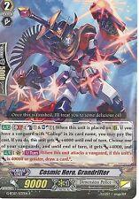 CARDFIGHT VANGUARD CARD: COSMIC HERO, GRANDRIFTER - G-BT07/037EN R RARE