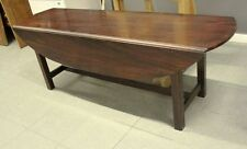 Beautiful mahogany Wake/Coffin/Hunt Table - 7' long - 1950s