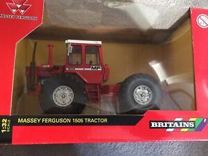 Britains Massey Ferguson 1505 1:32 Scale Artic Tractor