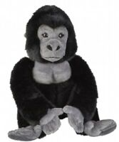 RAVENSDEN SOFT TOY GORILLA 28CM - FRS004GO CUDDLY TEDDY PLUSH CUTE FLUFFY