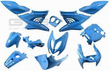 Verkleidung Verkleidungsset 12 Verkleidungsteile Ice Blau Yamaha Aerox MBK Nitro