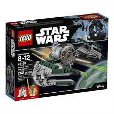 LEGO Yoda's Jedi Starfighter Star Wars Set 75168 NEW