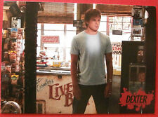 DEXTER - Seasons 5 & 6 - Individual Trading Card #1 - Aftermath
