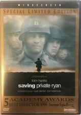 Saving Private Ryan Special Limited Edition Widescreen (Dvd) #I-31 C